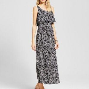 Merona maxi dress size small